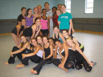 The American Theater Dance Workshop, 2006!