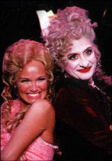 Kristin Chenowith & Patty Lupone - CANDIDE!