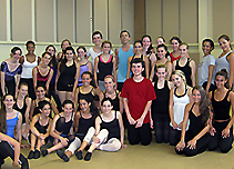 American Theatre Dance Workshop - July 2009